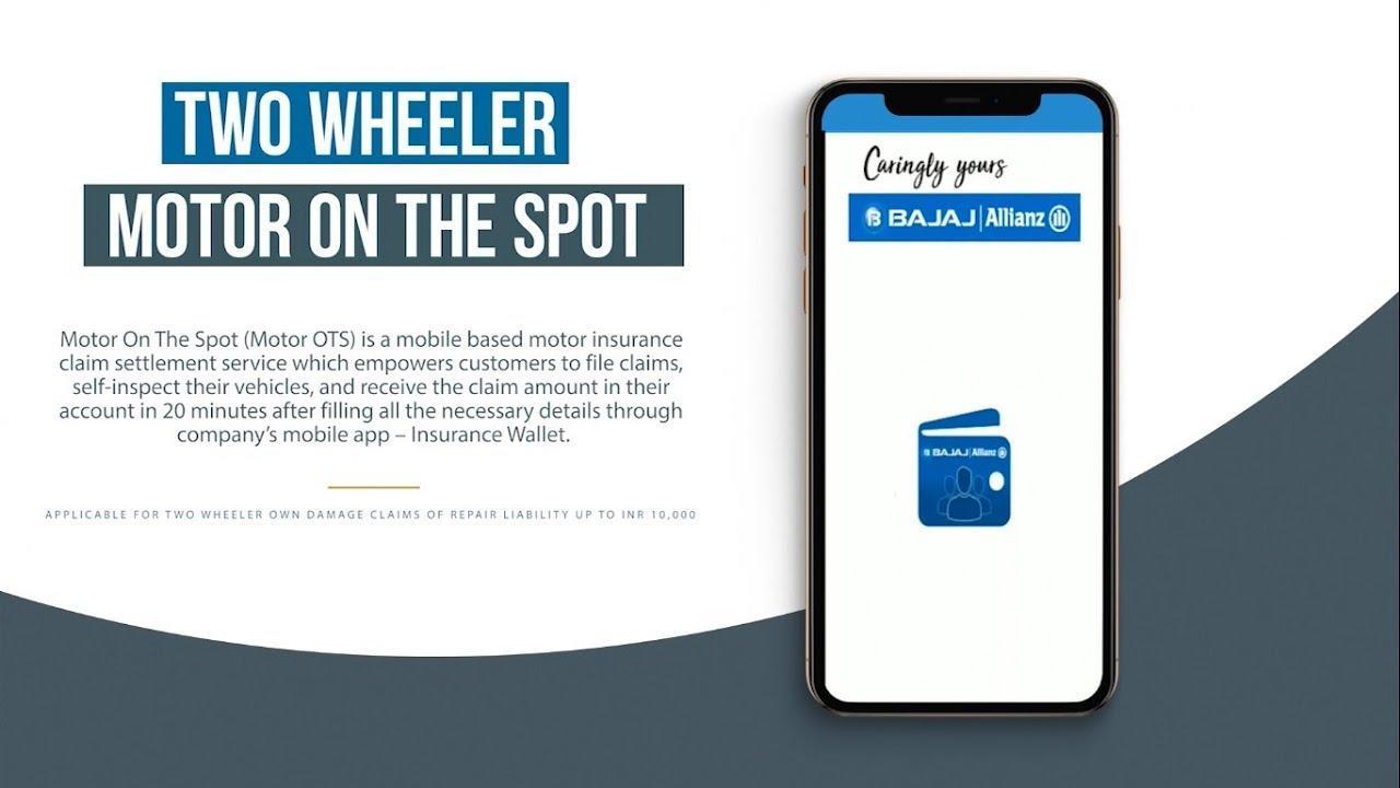 Two Wheeler Motor OTS (On The Spot)
